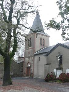 L'église de Paulinet