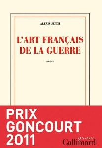 Prix Goncourt 2011