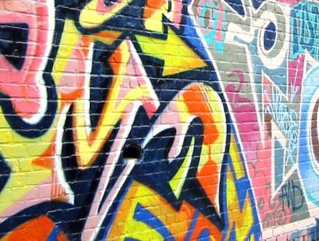Graffitis fin du monde