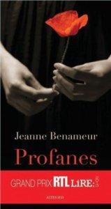 Profanes, de Jeanne Benameur